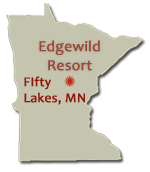 Edgewild Resort - FIfty Lakes, MN