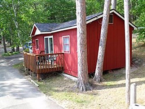 Edgewild Resort Cabin 7 On Beautiful West Fox Lake Near