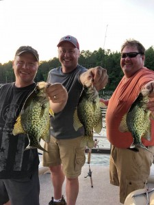 3crappies